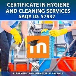 SAQA ID: 23833 Business Administration Level 3 - eLearning (Moodle) Format